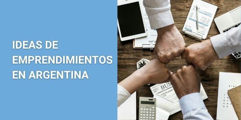 emprendimientos en argentina