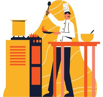 emprendimientos gastronomicos